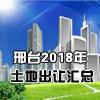 邢台2018年土地出让汇总帖(2018年4月12日更新)