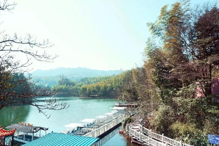 国际养生度假区 贵州赤水天岛湖