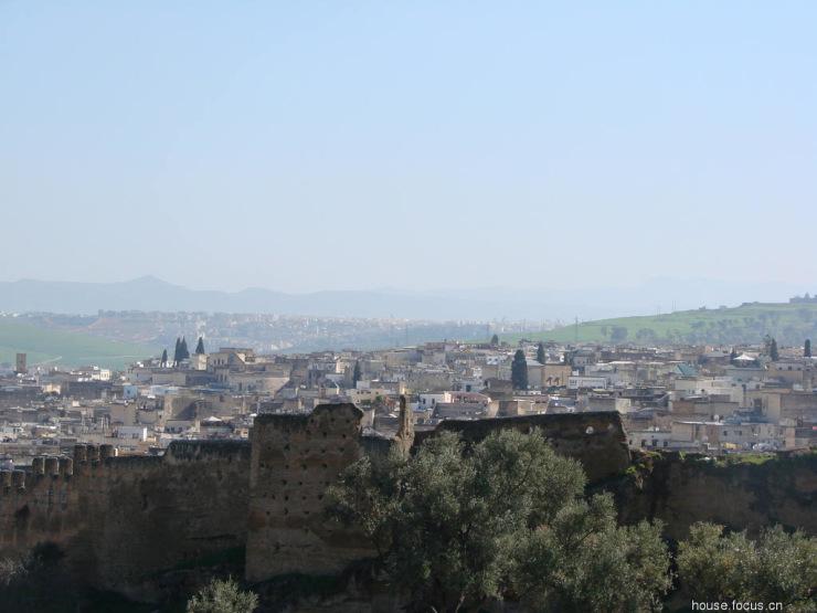 摩洛哥和突尼斯一样,有着众多的旅游资源
