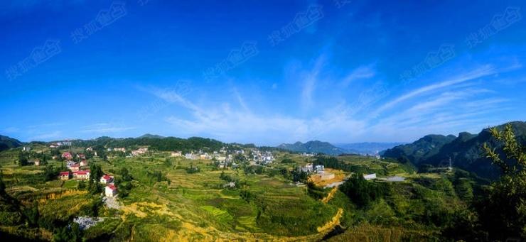 在九坝乡村慢跑中 不可错过的风景有哪些?