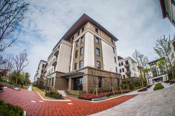 张江集电港二期独栋办公花园总部办公研发均可栋别墅独无锡价格图片