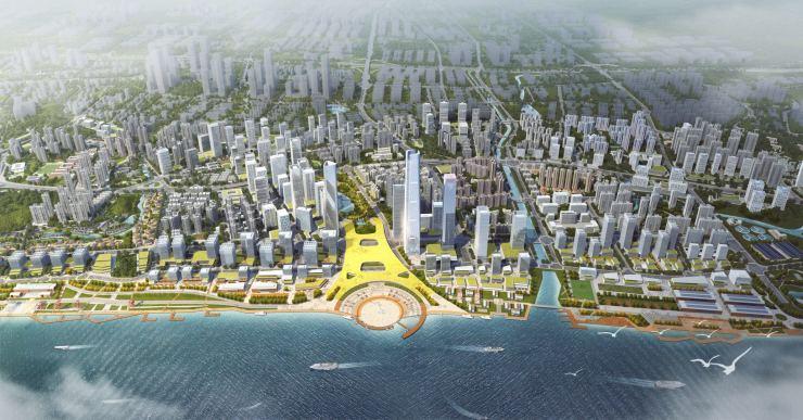 最终上海同济城市规划设计研究院,美国hm公司(heller manus inc.