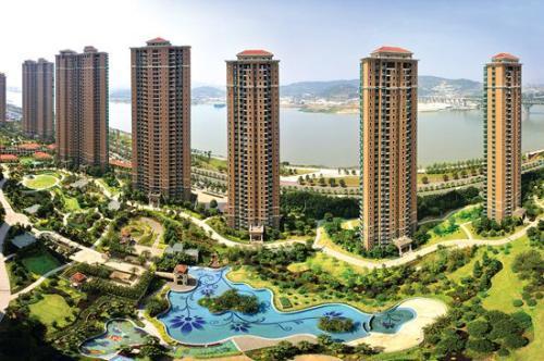(福州大名城) 2000年,福州大名城开创了同期开工,同期交付使用的一次
