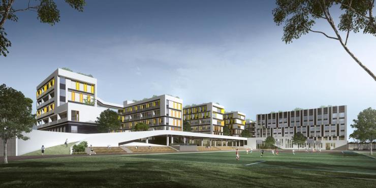 模式观察|几何发展催生新学校时代,价值铺究竟楼市高中班奥赛商业图片