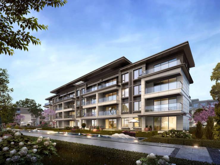 新亚洲风格_传承千年东方建筑美学 金科醇墅匠造新亚洲风格醇墅