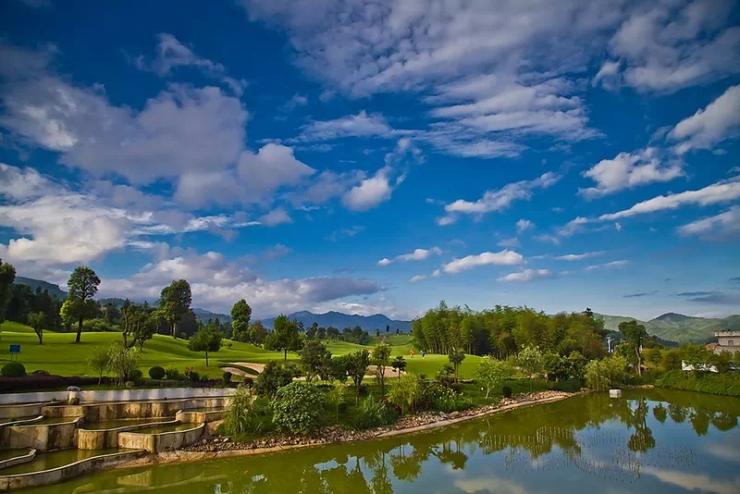 這個地方就在郴州近郊——小埠南嶺生態城.