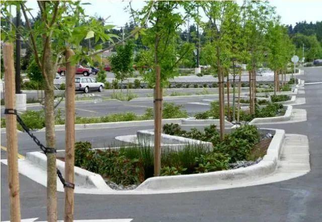 海绵城市:建设中的集水景观设计