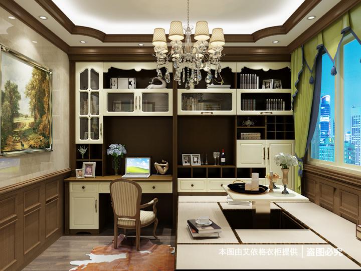100方欧式混搭现代简约全屋定制家具装修风格