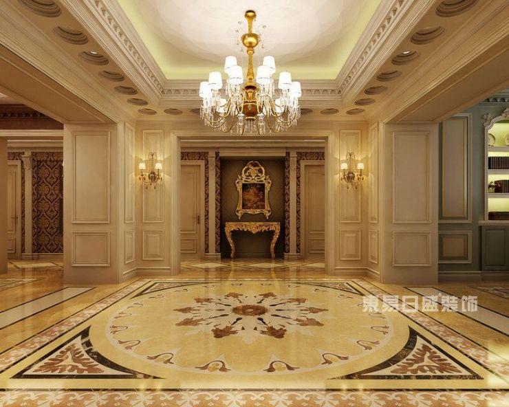 重庆金科公园热装楼盘案例,看东易设计师如何设计