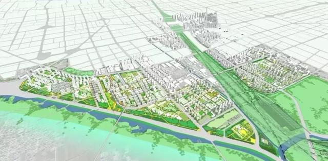 会昌县城市平面规划图
