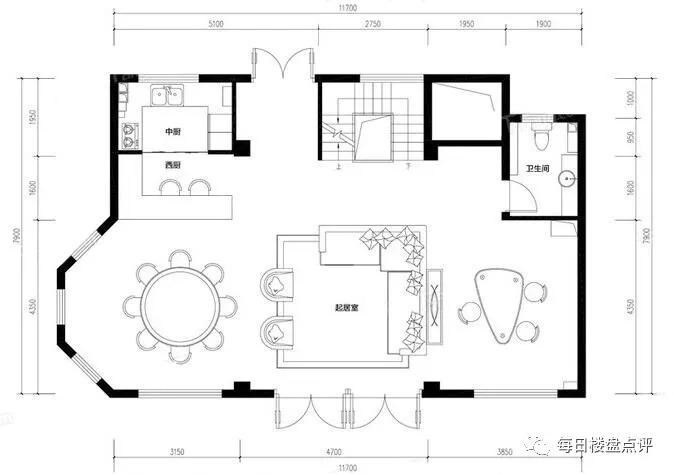 北京门窗天著春秋户型设计+图片优化评测改造户型企业名片设计远洋图片
