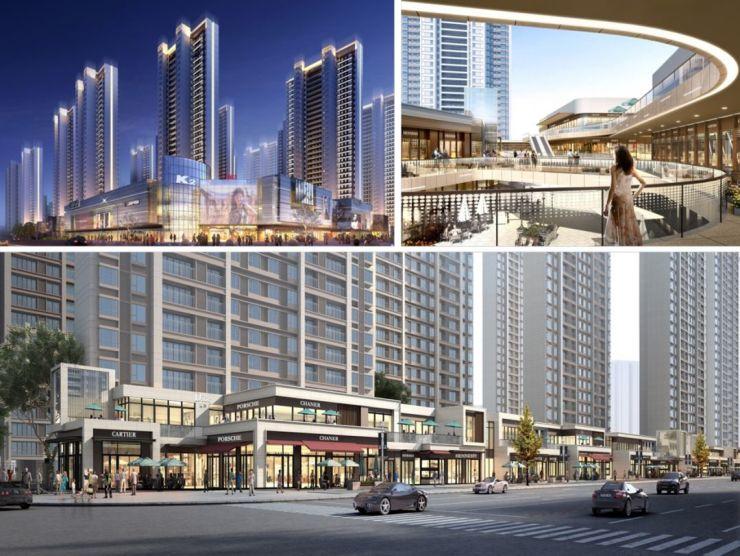 城市理想共同体:鸿海万科天空之城 | 地产设计大奖·中国优秀奖项目