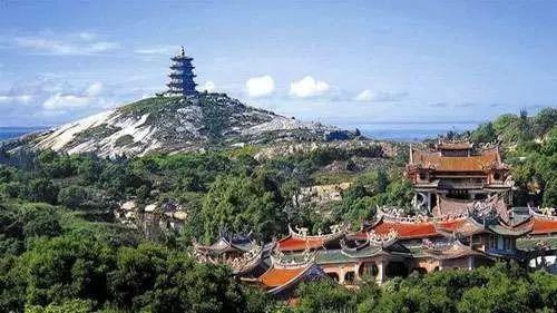 苏州大焦山风景区图