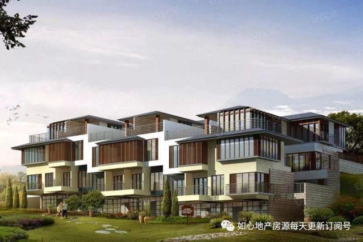 方圆东江月岛-惠州首创新中式合院小独栋别墅,欢迎您关注我们!图片