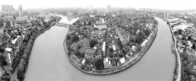 乌桥岛棚户区改造安置区:将配套中小学校,广场,体育设施等
