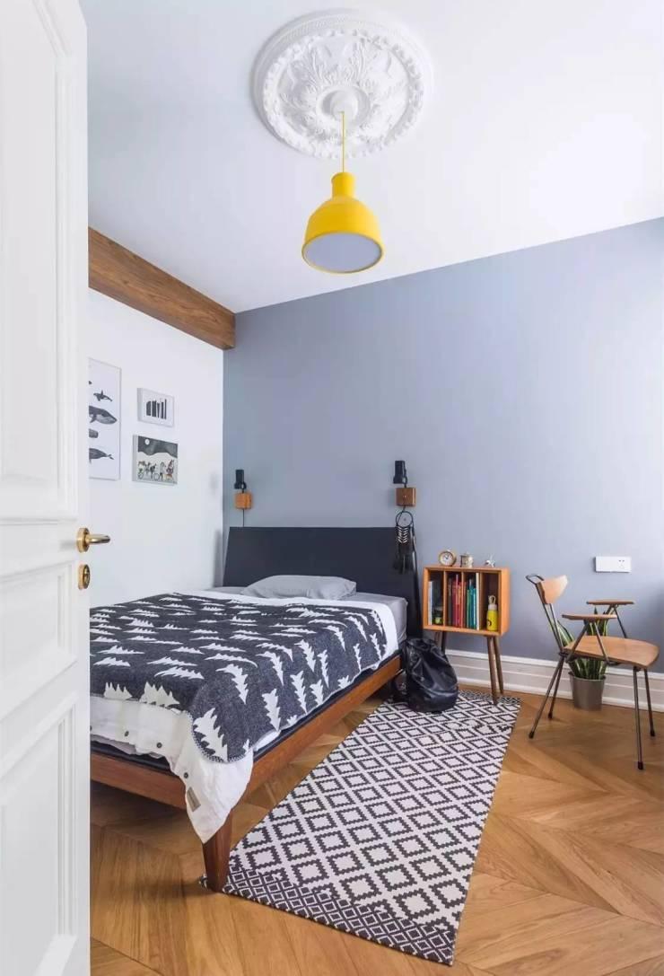 卧室刷漆,什么颜色好看?
