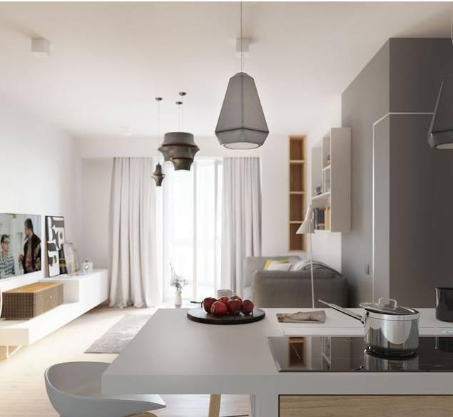 这么个性的小户型单身公寓,会是你理想的家园吗?