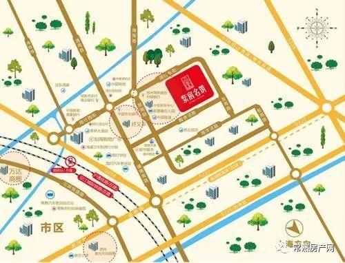 虞城共赏 开发商:常熟必成房地产开发有限公司 地址:常熟市海虞镇周行