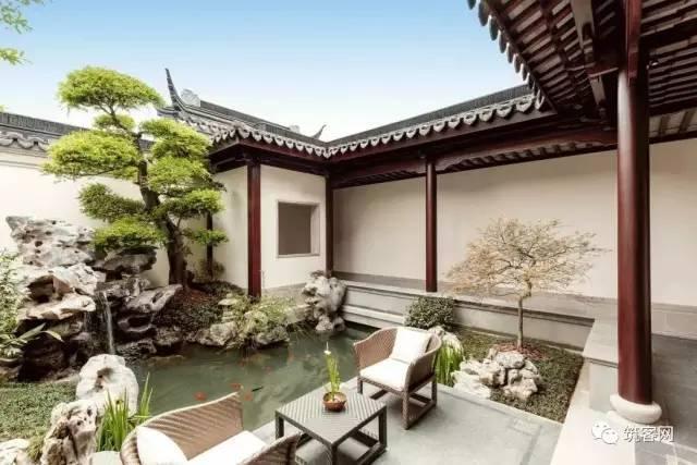 为何中式合院别墅越来越流行?-北京搜狐焦点图片