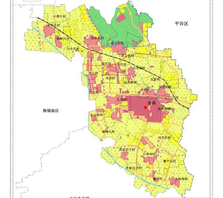 """【重磅】顺义两个""""潜力镇""""土地规划出炉-北京搜狐焦点"""