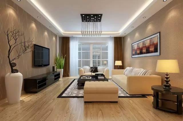 客廳裝修-2018年最新流行客廳-濟南搜狐焦點