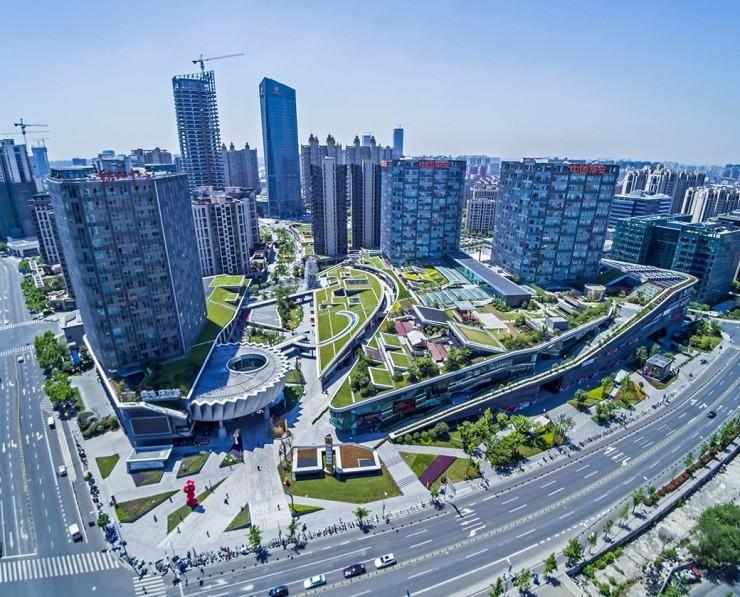 上海绿地中心   徐汇绿地缤纷城