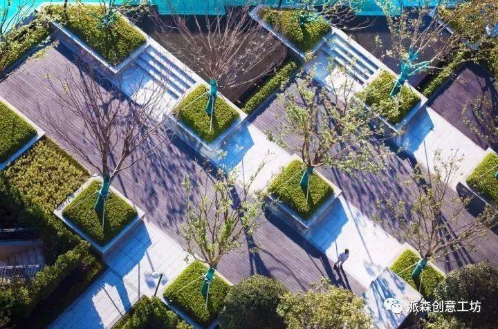 上海融创滨江壹高职二期改建项目景观设计号院教师园林设计v高职图片