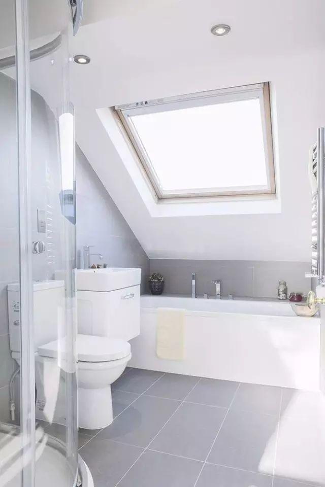 不同风格的小户型卫生间装修方案,赶紧收好!