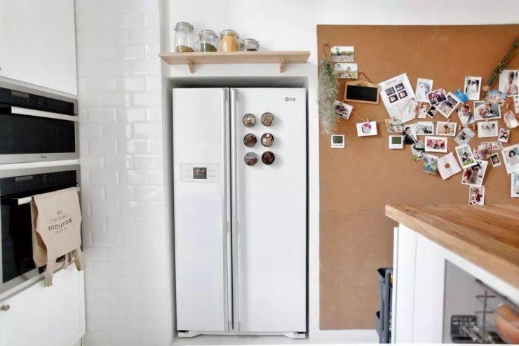 客厅冰箱设计图