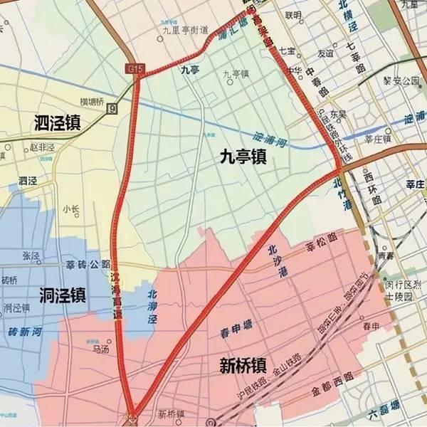 南九亭最新规划图