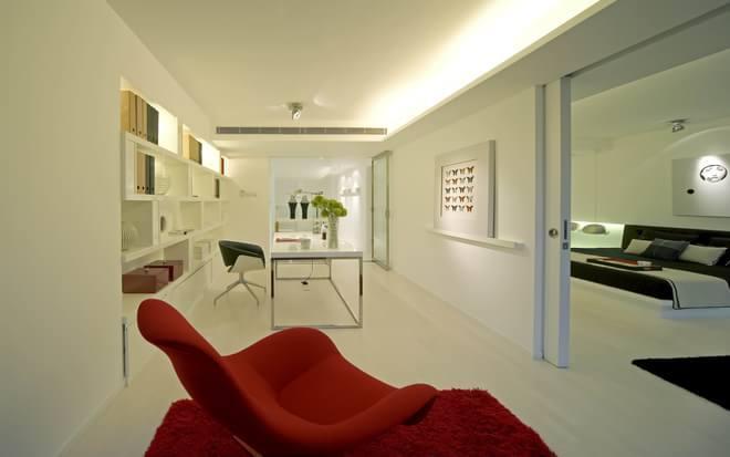 清新自然营造舒适空间风格实景赏析