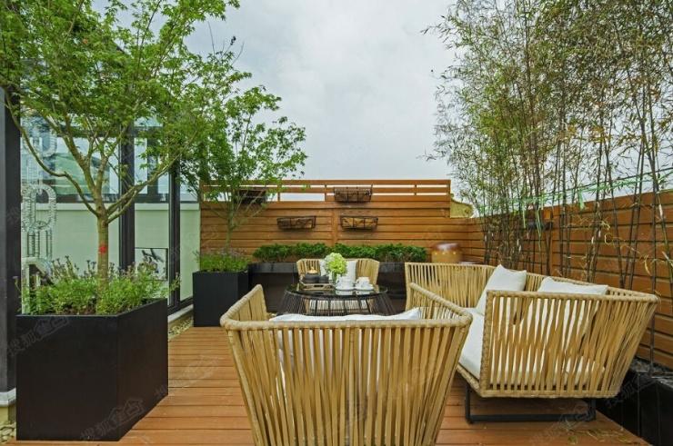 屋顶花园设计及施工的细节盘点应该注意哪些问题
