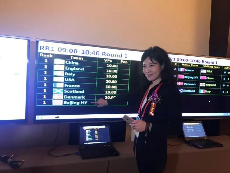 """2017""""华远杯""""世界女子桥牌精英赛落幕"""