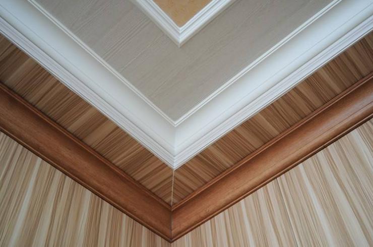 芜湖墙面装修什么时候需要装顶角线?