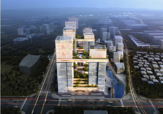 未来的城市,城市的未来 保利·未来大都会启幕