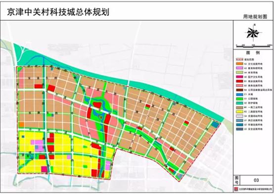 京津中关村科技新城带动宝坻腾飞