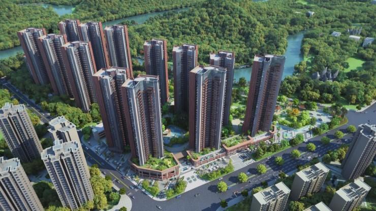 奥园翡翠东湾.聚龙科技生态住区板块价值深圳城市发展重