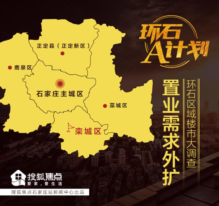 """环石置业之栾城篇:""""南大门""""改造升级 大房企""""谋划""""入局"""