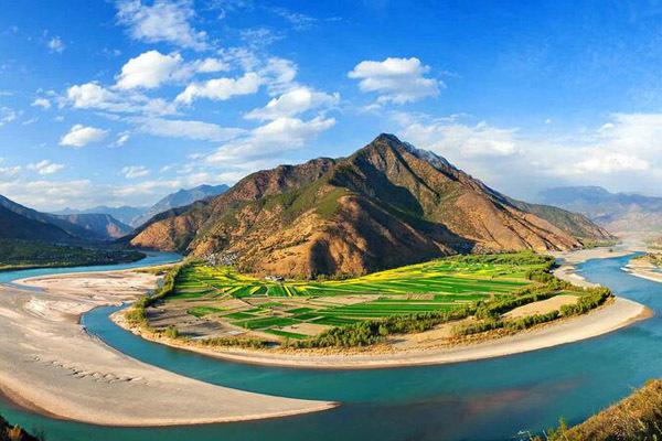 云南省政协重点提案 加强金沙江流域生态环