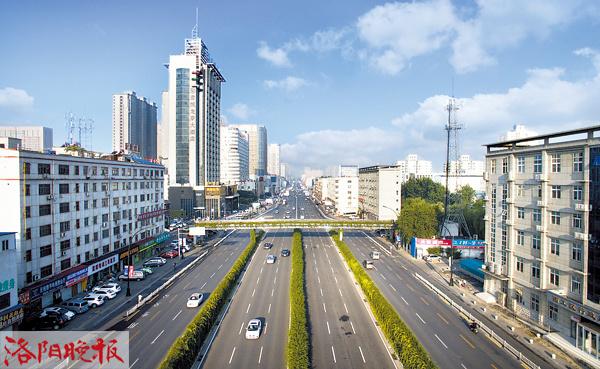 洛阳大事件解密之九都路扩建:改革开放后建设的首条城市大动脉