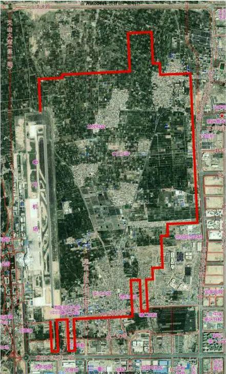 兰州中川机场3期土地征收计划曝光 进度已完成近半