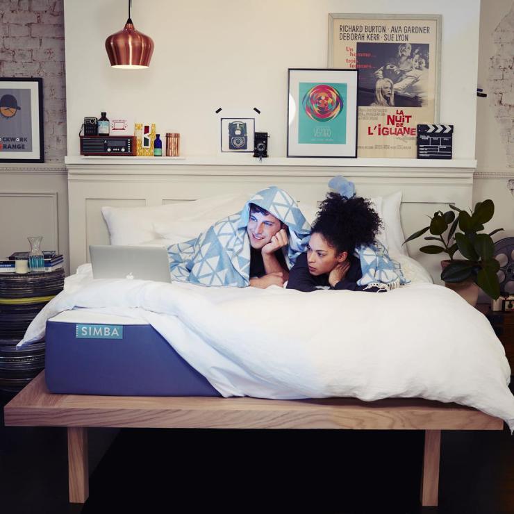 英國品牌Simba引領睡眠產業革命