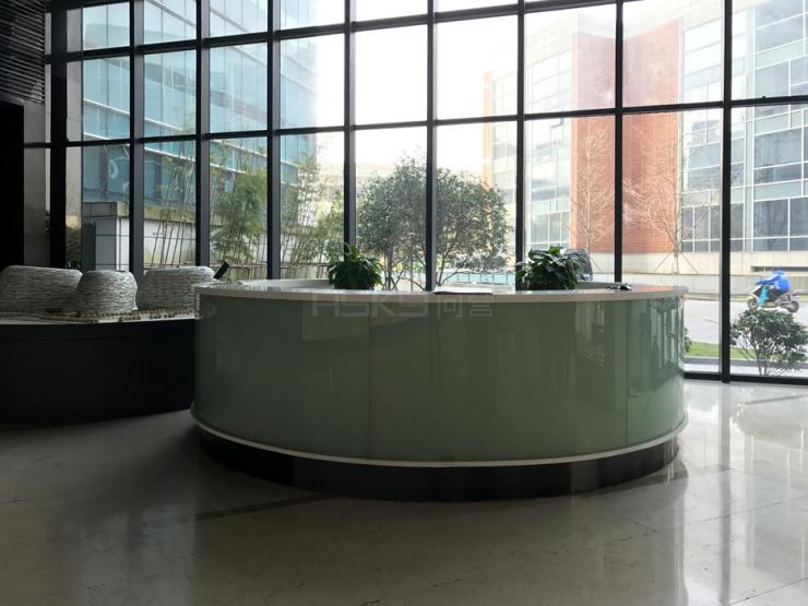 张江世和商务中心精装带家具高科技园区的地标性建筑物