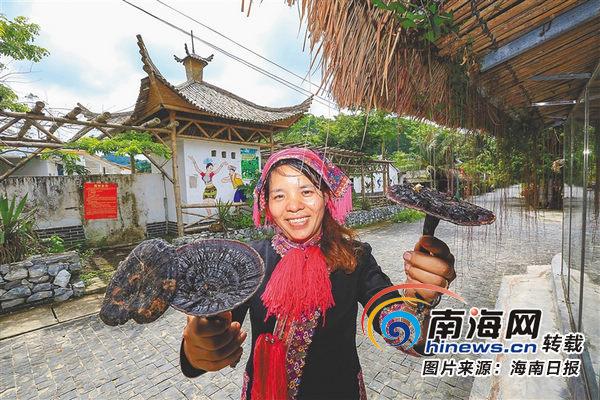 海南旅游扶贫投入11亿余元 带动2万多人脱贫