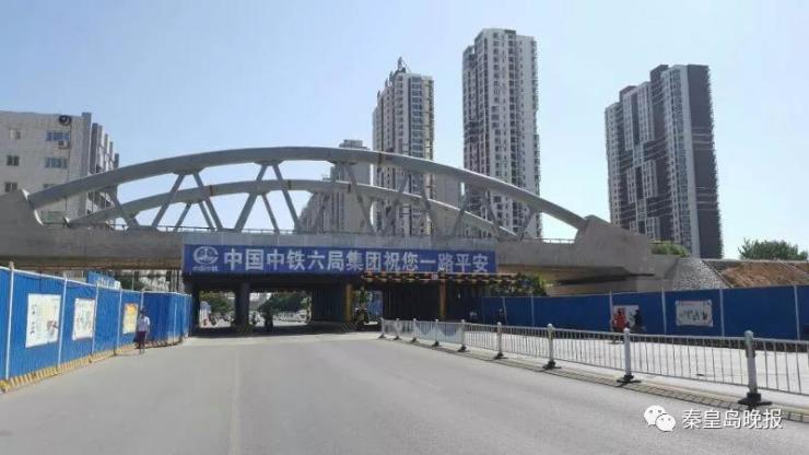 秦皇岛将新增夜间建筑景观 预计10月完工