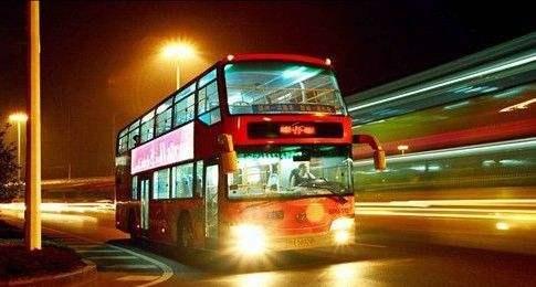 济宁城区新增2条夜间公交线路 看看经过你家么?