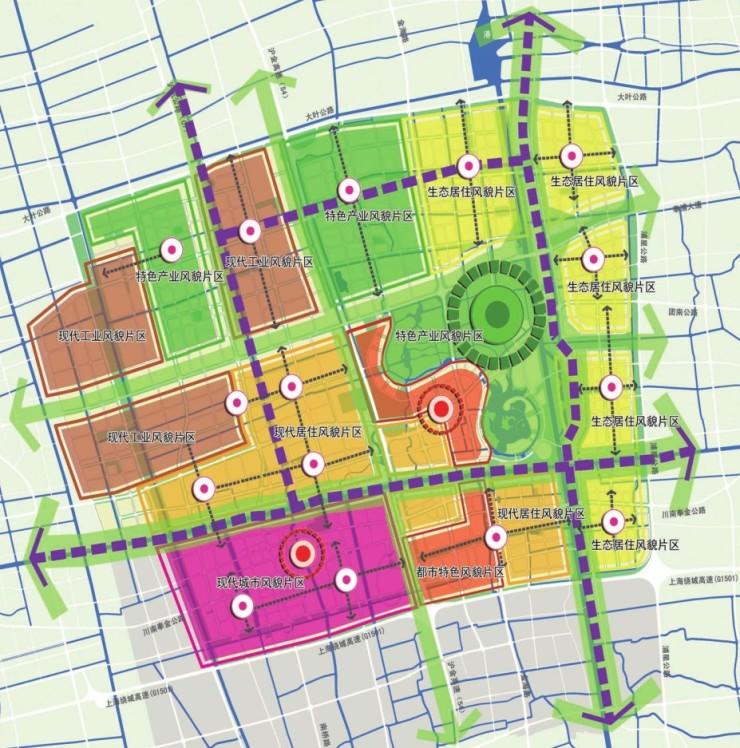 在南上海见证绿色产城融合的未来