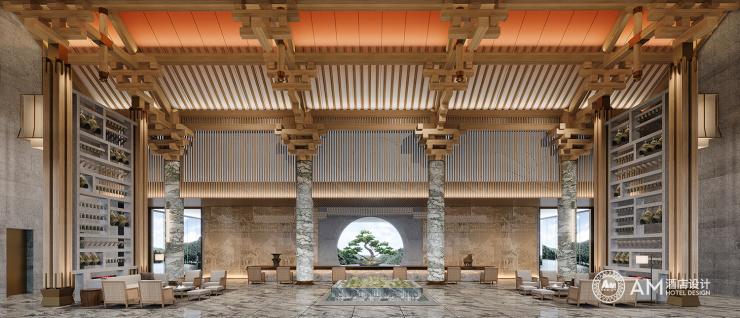 AM设计:迎合现代市场发展方向的酒店设计,掀起一场新的风潮