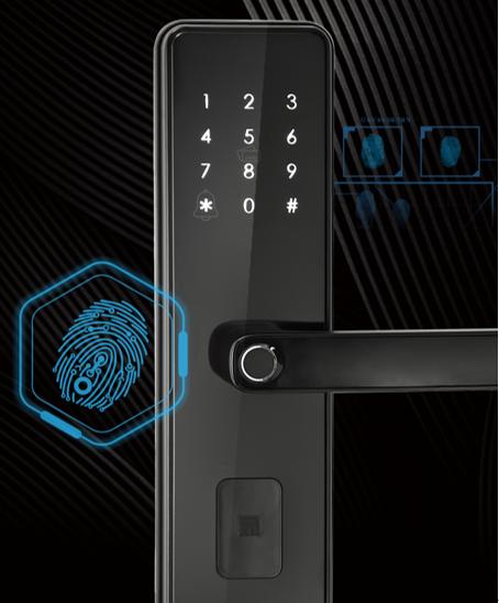 名门指纹锁手把手教你如何选购智能门锁