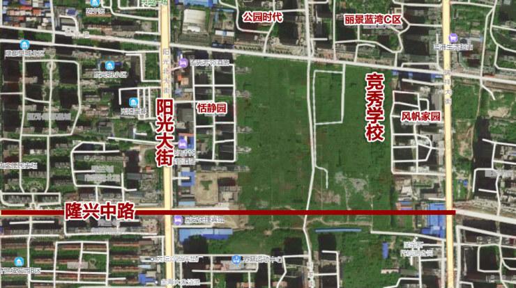 土拍预告丨明日保定中心城区1宗居住用地出让 6家房企竞价